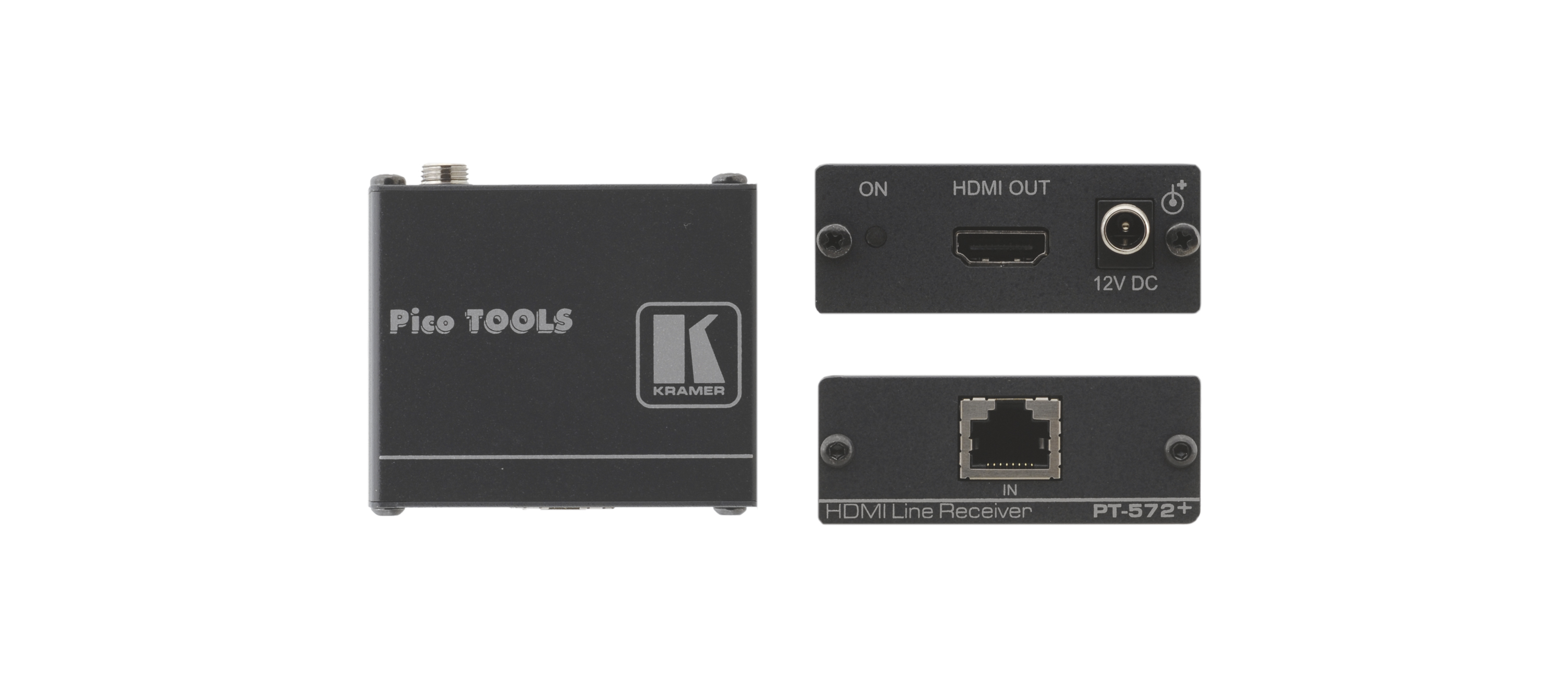 PicoTOOLS - Video/audio extender - 19 pin HDMI Type A / RJ-45 - up to 300 ft