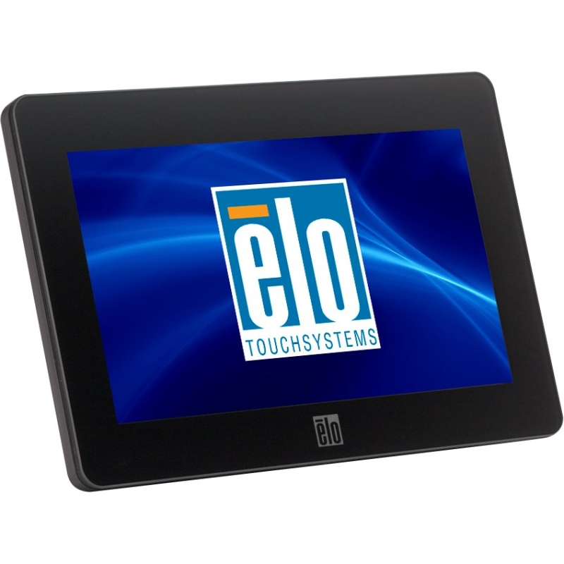 0700L 7 inch LCD Touchscreen Monitor - 16:9 - 25 ms - 5-wire Resistive - 800 x 480 - 16.7 Million Colors - 500:1 - 200 Nit - USB - Black - WEEE RoHS - 3 Year