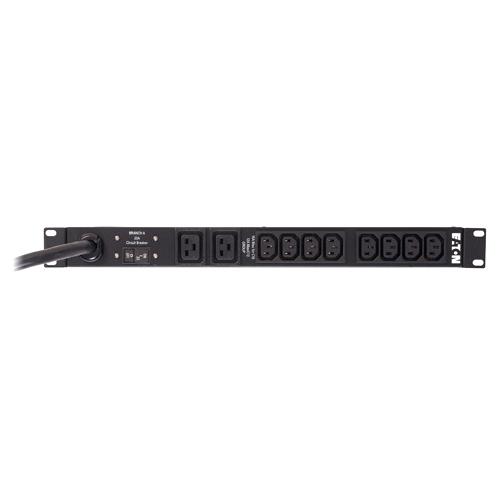 ePDU Basic 20-Outlets 4.99kW PDU - 4 x IEC 60320 C19 16 x IEC 60320 C13 - 4.99 kVA - 1UHorizontal Rackmount