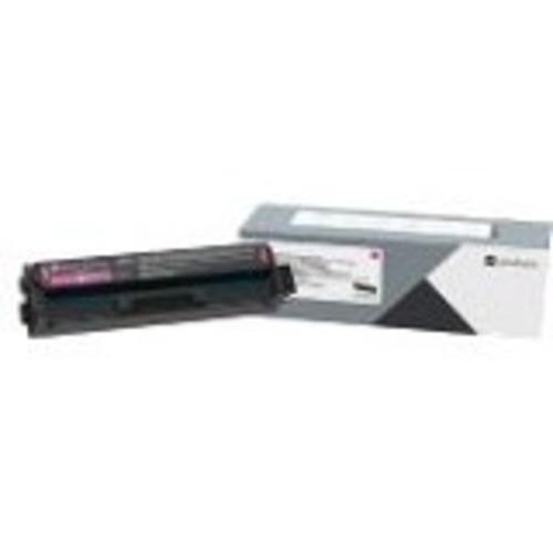 High Yield - magenta - original - toner cartridge LRP - for Lexmark CS331dw CX331adwe