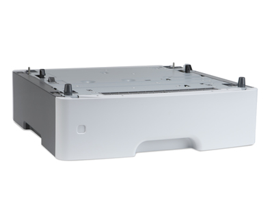 Media tray - 550 sheets in 1 tray(s) - for Lexmark M1140 MS317 MS415 MS417 MS517 MS617 MX317 MX410 MX417 MX511 MX517 MX617