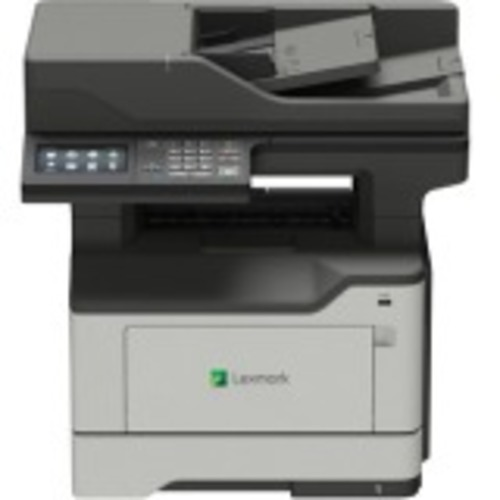 MB2546adwe - Multifunction printer - B/W - laser - 8.5 in x 14 in (original) - A4/Legal (media) - up to 44 ppm (copying) - up to 44 ppm (printing) - 350 sheets - 33.6 Kbps - USB 2.0 Gigabit LAN Wi-Fi(n)  USB 2.0 host