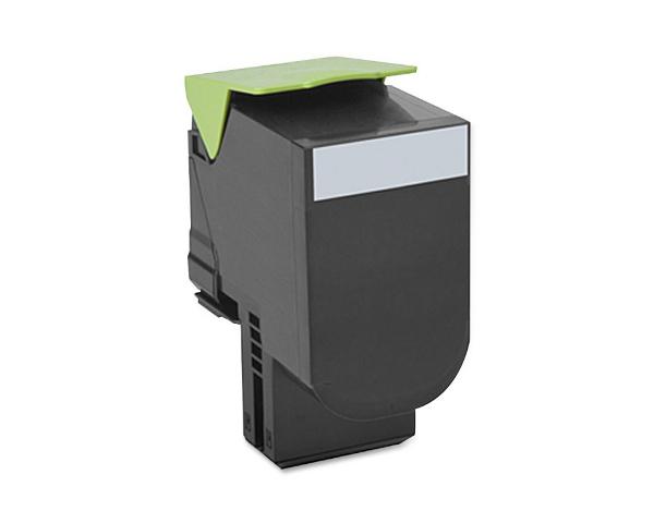 800HKG - High Yield - black - original - toner cartridge LCCP LRP - for Lexmark CX410de CX410dte CX410e CX510de CX510dhe CX510dthe