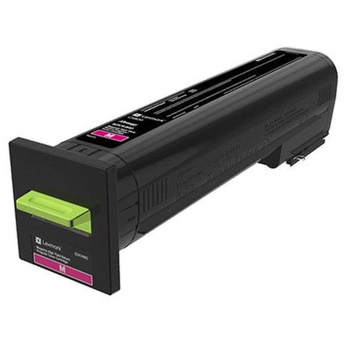 High Yield - magenta - original - toner cartridge LRP - for Lexmark CX820de CX820dtfe CX825de CX825dte CX825dtfe CX860de CX860dte CX860dtfe