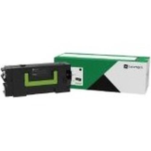 Extra High Yield - black - original - toner cartridge LCCP LRP - for Lexmark B2865dw MB2770adhwe MB2770adwhe