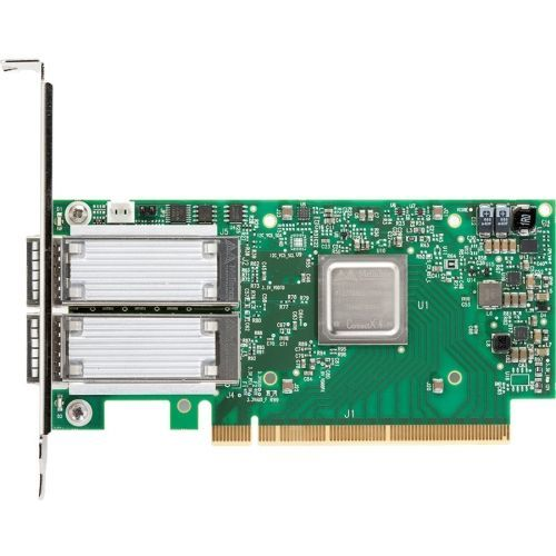 ConnectX-4 VPI - Network adapter - PCI Express 3.0 x16 - InfiniBand 100 Gigabit Ethernet
