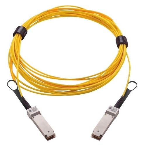 LinkX - 200GBase direct attach cable - QSFP28 to QSFP28 - 3 m - fiber optic - SFF-8665 - halogen-free active