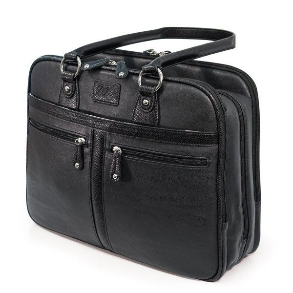 Verona 15.6 inch to 16 inch Notebook & Tablet Tote - Notebook carrying case - 15.6 inch - 16 inch - black