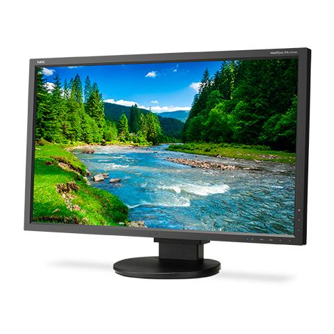 MULTISYNC 27 inch LED BACKLIT AH-IPS LCD MONITOR 2560X1440 HDMI/DISPLAYPORT/DVI-I INPUTS DISPLAYPORT OUTPUT NO TOUCH AUTO ADJ NAVISET HEIGHT ADJ STAND PIVOT USB HUB INTEGRATED SPEAKERS BL