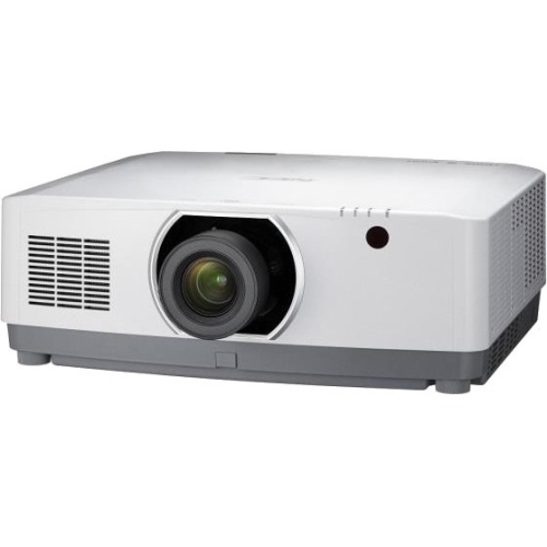 NP-PA803UL - LCD projector - 3D - 8000 lumens - WUXGA (1920 x 1200) - 16:10 - 1080p - LAN - with 1 year NEC InstaCare Service
