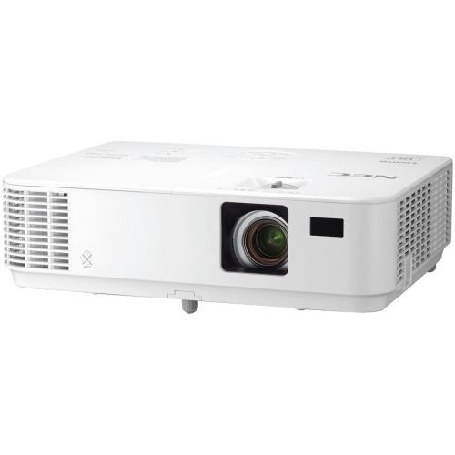 VGA DLP 3000 LUMEN PROJECTOR W/10000:1 CONTRAST WITH IRIS 2W SPEAKER HDMI INPUT CLOSED CAPTIONING DLP-LINK 3D 6000 HOUR LAMP LIFE (ECO MODE)  5.8 POUNDS
