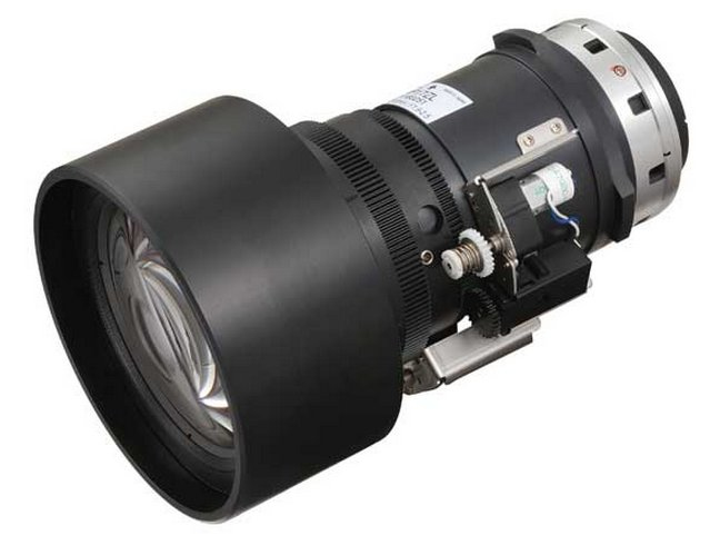 Wide-angle zoom lens - 11.3 mm - 14.1 mm - f/1.96-2.3 - for NEC NP-PX700 NP-PX700W-08 NP-PX750 NP-PX800 NP-PX800X-08 PX700 PX750 PX800