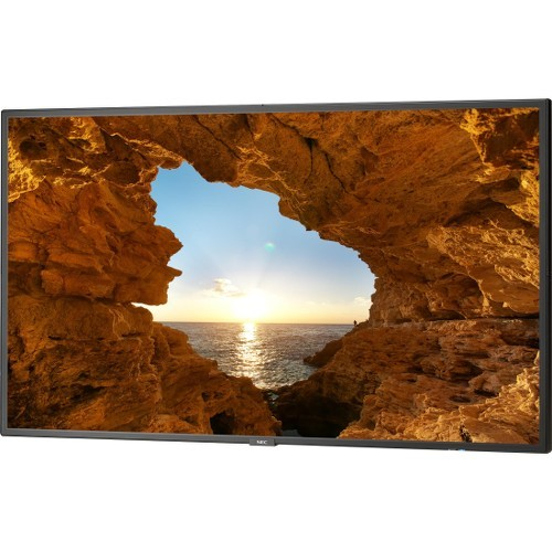 V484 48 inch LED LCD PUBLIC DISPLAY MONITOR 1920 X 1080 (FHD) W/INTEGRATED ATSC TUNER 500 NITS HDMI 2.0 X2 DP 1.2 X 2/OUT OPS SLOT INTEGRATED MEDIA PLAYER LAN DAISY CHAIN 3 YEAR WRTY STAND N