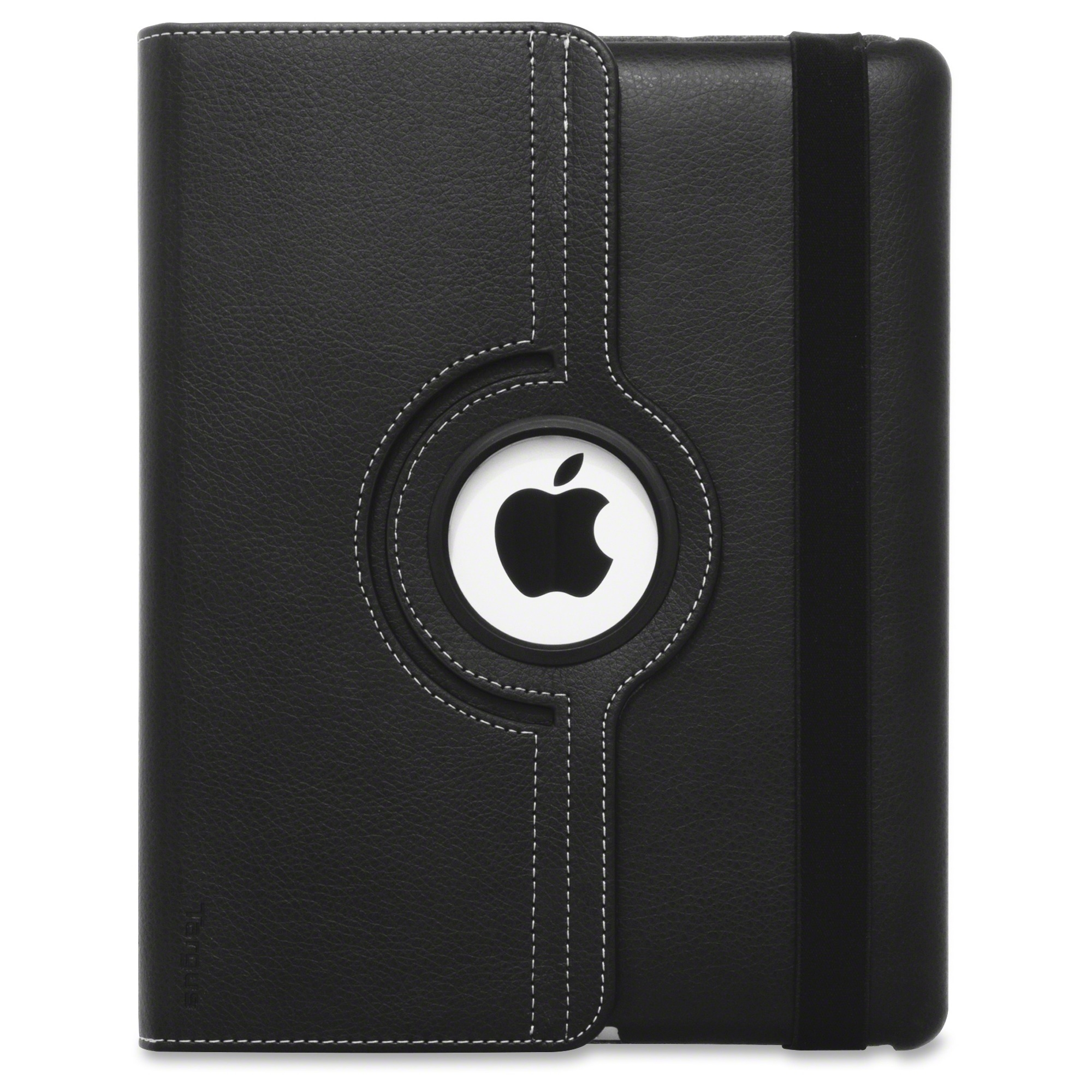 Versavu Rotating Case & Stand - Case for tablet - black - for Apple iPad (3rd generation) iPad with Retina display (4th generation)