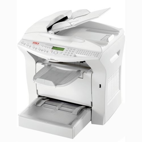 B4545 MFP (21PPM) W/DUPLEX AND HIGH-CAPACITY LETTER TRAY BUNDLE (21PPM) 120V (