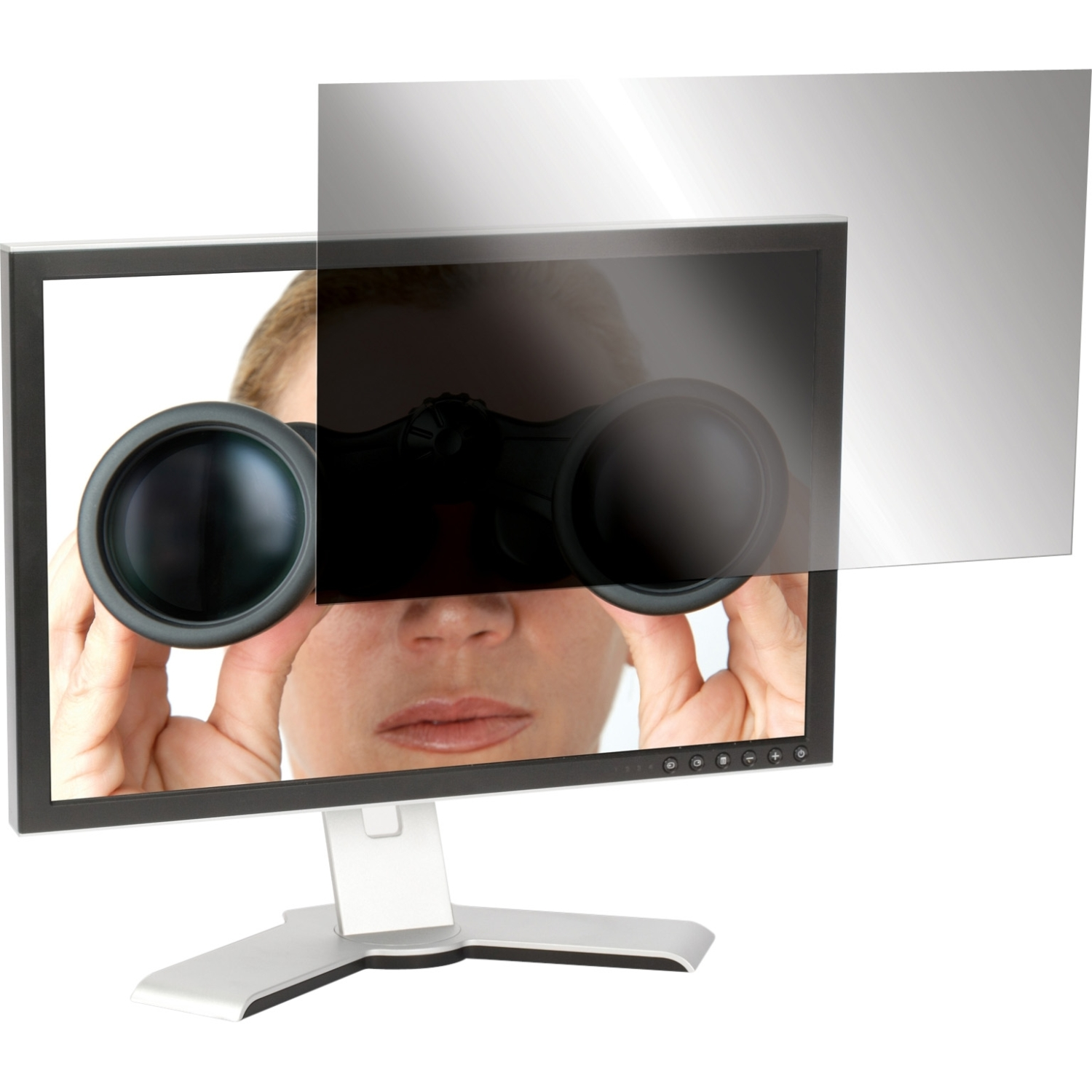 20 inch Widescreen LCD Monitor Privacy Screen (16:9) - Display privacy filter - 20 inch wide