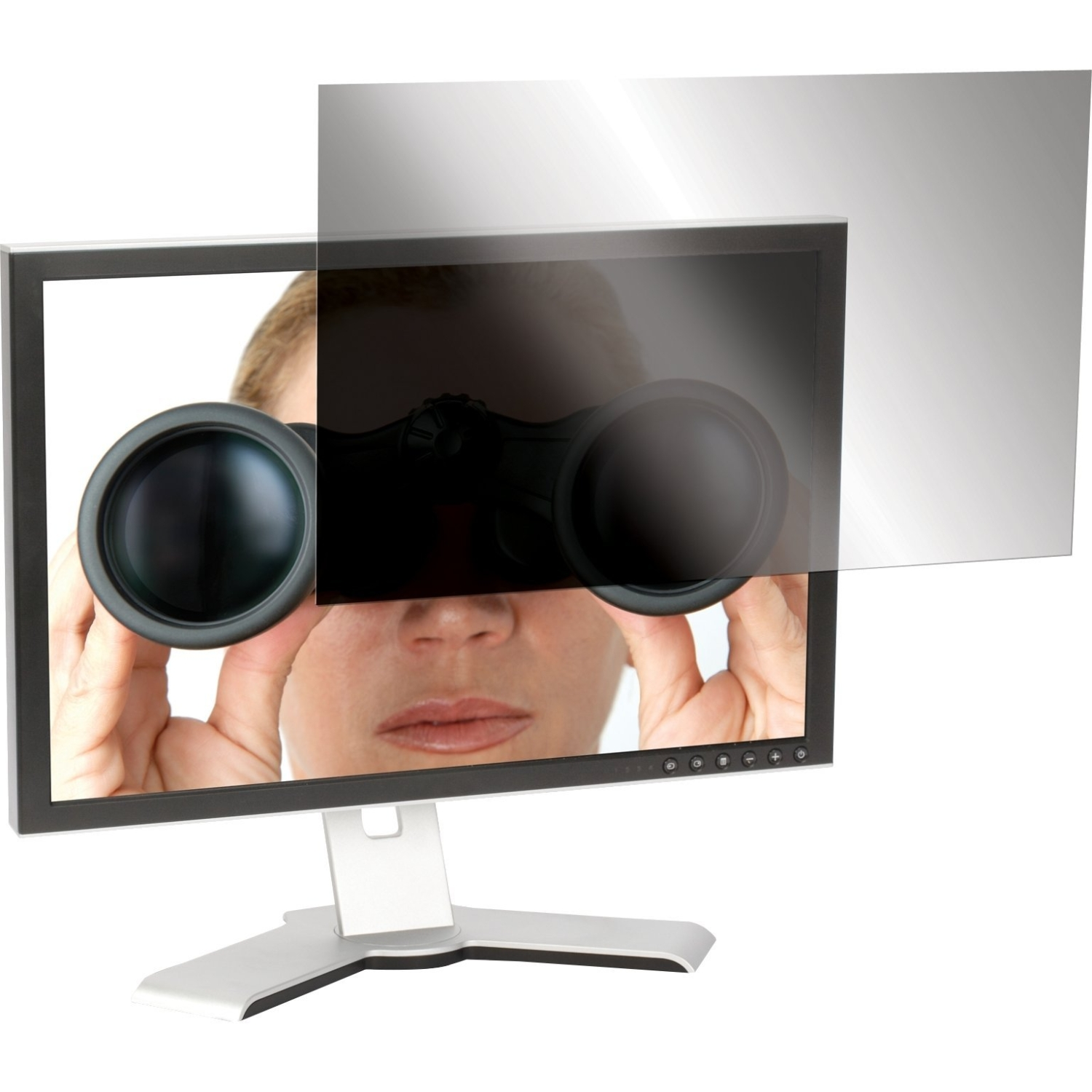 27 inch Widescreen LCD Monitor Privacy Screen (16:9) - 27 inch LCD Monitor Notebook