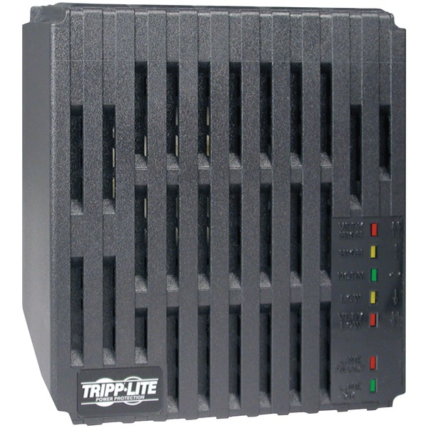 1200W Line Conditioner with AVR / Surge Protection 120V 10A 60Hz 4 Outlet 7ft Cord Power Conditioner - Line conditioner - AC 120 V - 1200 Watt - output connectors: 4