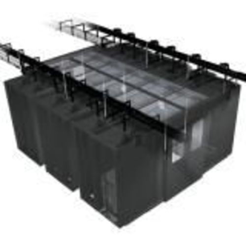 600MM BLK BLANKING WALL PANEL DIRECT SHIP INCREMENTAL OF 1