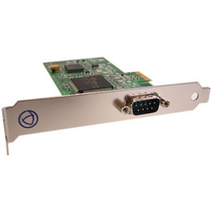 UltraPort1 Express Serial Adapter - 1 x 9-pin DB-9 Male RS-232 Serial