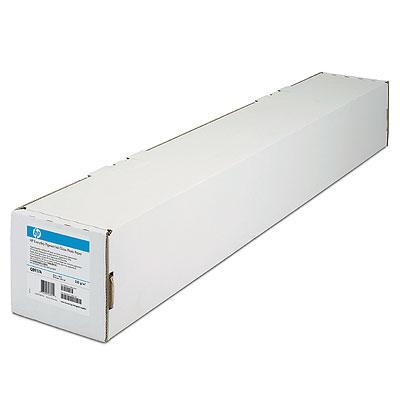 Matte Polypropylene Paper 130 G 2 inch Core 54 inch X 75 Ft White