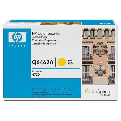 Yellow - original - LaserJet - toner cartridge ( ) Contract - for Color LaserJet 4730mfp 4730x 4730xm 4730xs CM4730 CM4730f CM4730fm CM4730fsk
