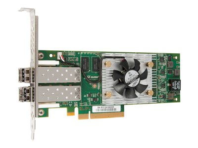 Host bus adapter - PCI Express 3.0 x4 / PCI Express 2.0 x8 low profile - 16Gb Fibre Channel x 2