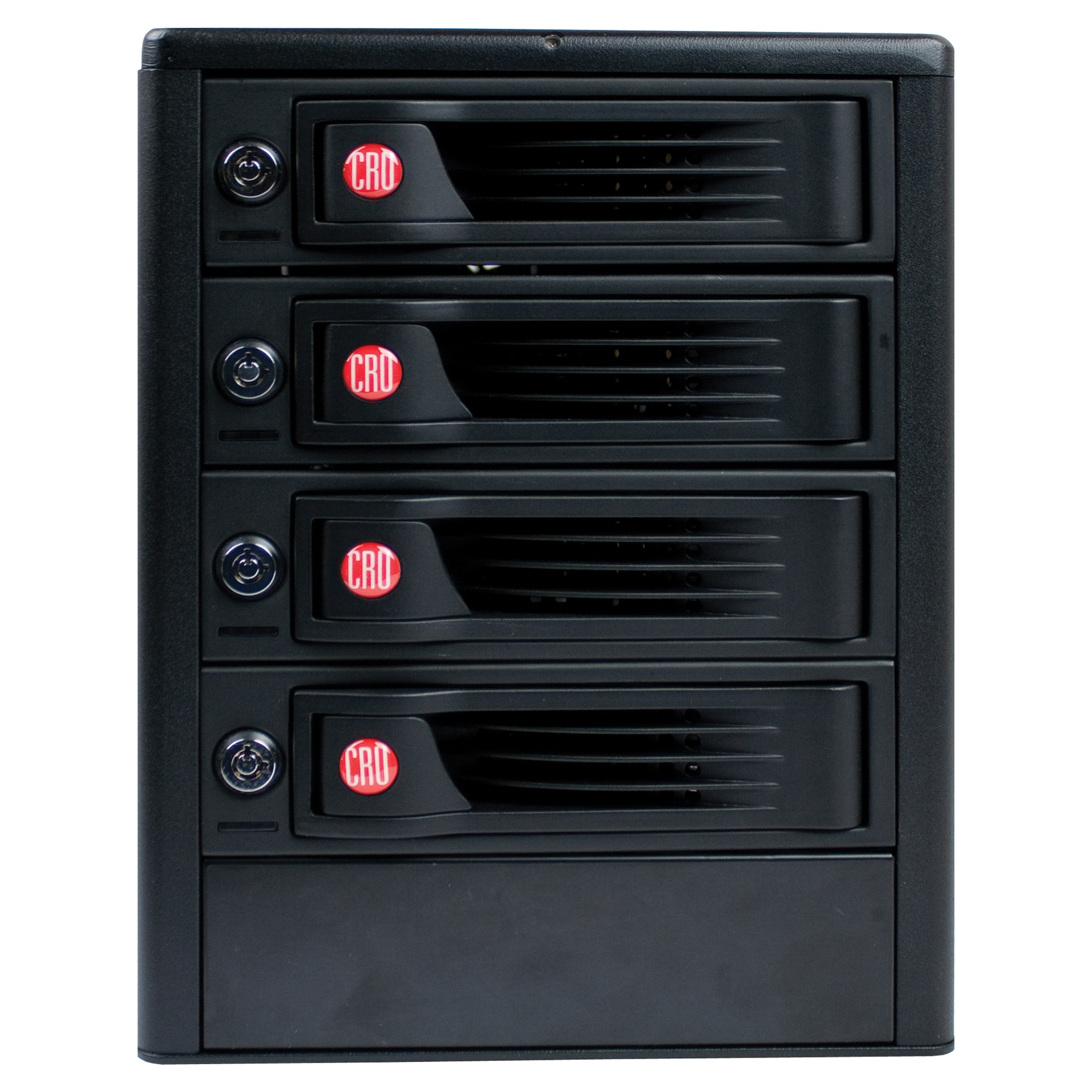 RTX RTX410-XJ DAS Array - 4 x HDD Supported - 8 TB Installed HDD Capacity - 4 x Total Bays - Mini-SAS Tower