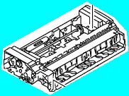 LaserJet 5550 Pickup Assembly
