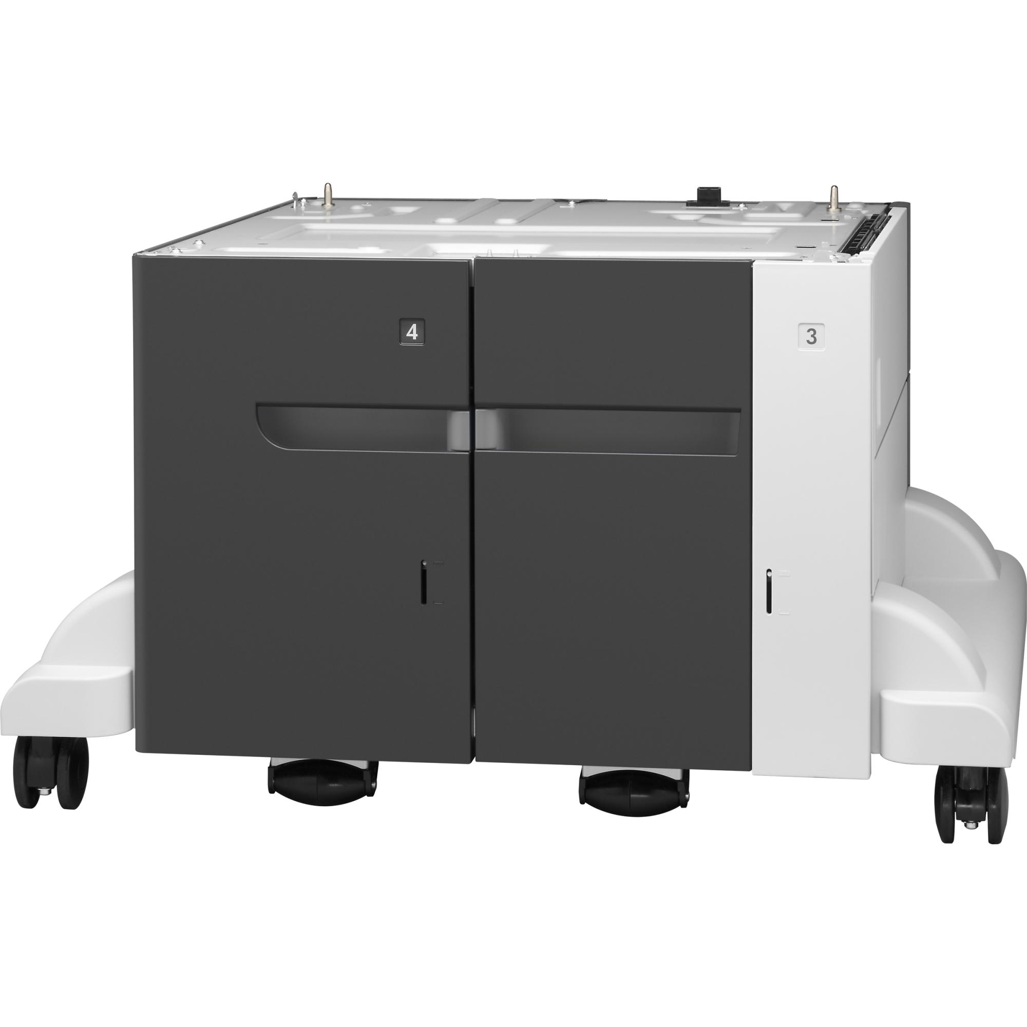 Media tray / feeder - 3500 sheets - for Color LaserJet 3500 LaserJet Enterprise 700 MFP M725 LaserJet Managed MFP M725