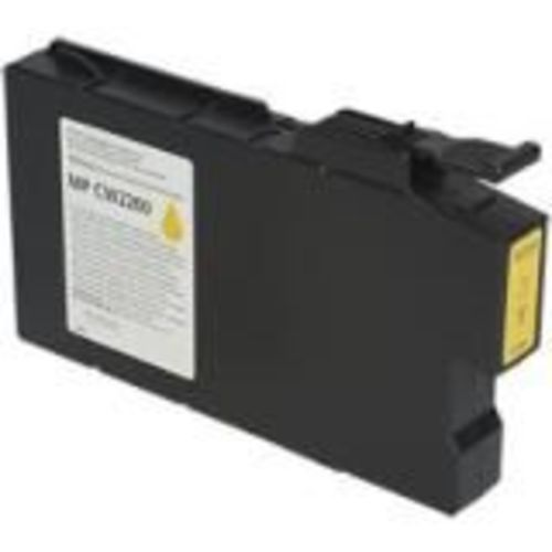 YELLOW HIGH YIELD INK CARTRIDGE FOR USE IN AFICIO MPCW2200SP