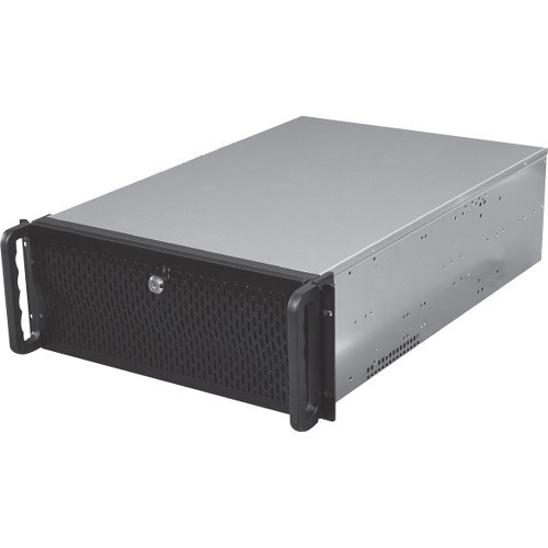 4U server chassis Rackmount case for Bitcoin 6GPU Retail