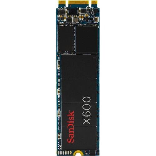 X600 M.2 2280 256GB SATA 6Gb/s Brown Box