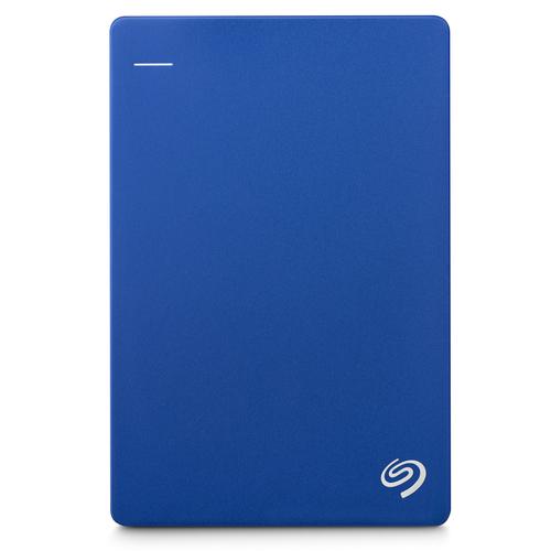 Backup Plus 1 TB 2.5 inch External Hard Drive - USB 3.0 - Portable - Blue