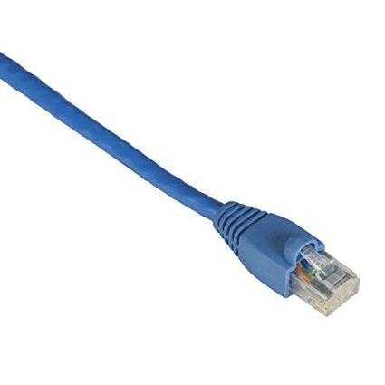25PK 10FT BLUE CAT6 550MHZ ATCH CABLE UTP CM
