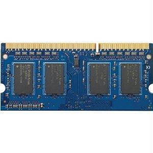 DDR3L - 8 GB - SO-DIMM 204-pin - 1600 MHz / PC3-12800 - 1.35 V - unbuffered - non-ECC - for HP 250 G5 (RRD3) ; EliteBook 745 G3 755 G3 840 G1; ProBook 430 G3 (RRD3)  440 G3 (RRD3)  45X G3 (RRD3)  470 G3 (RRD3)