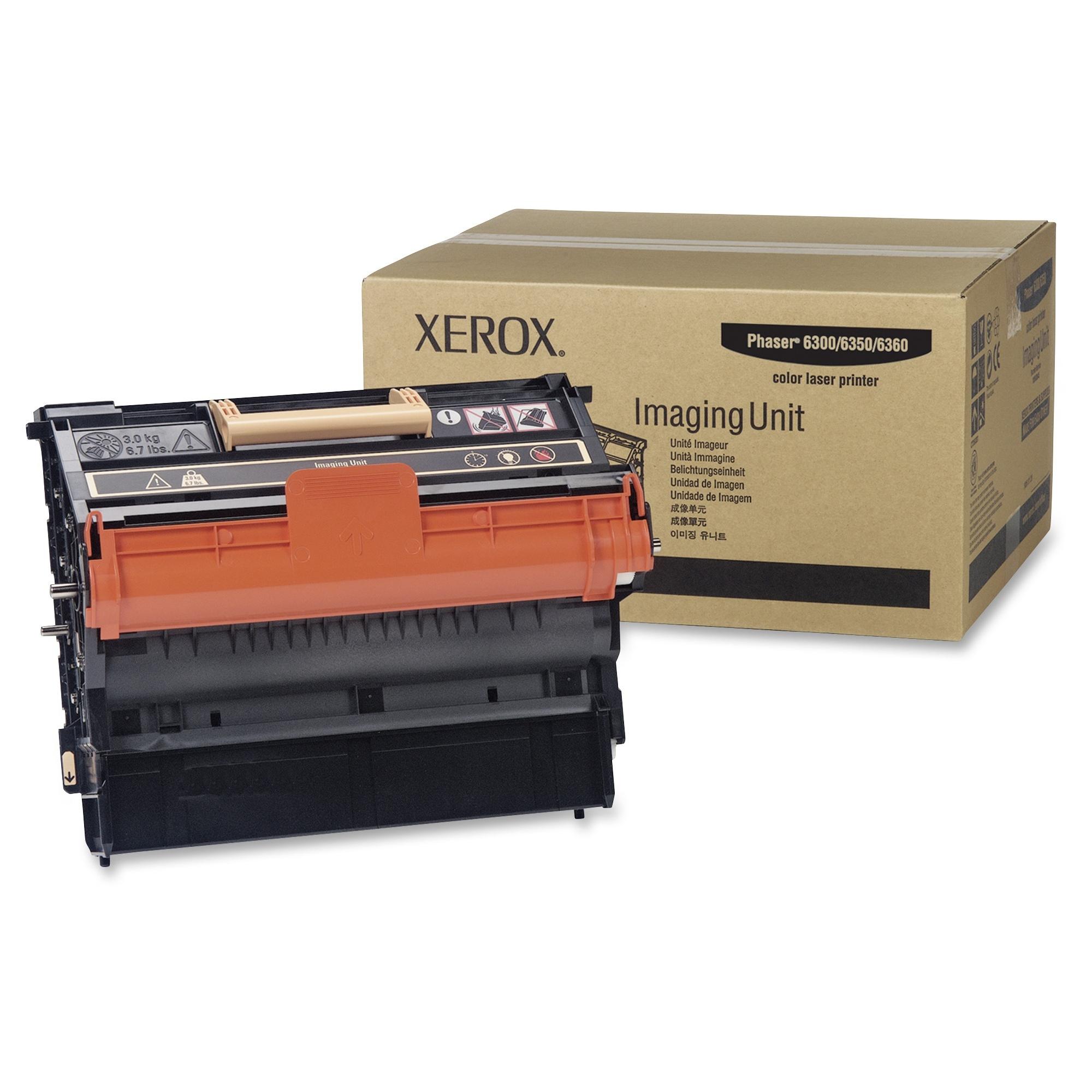Printer imaging unit - for Phaser 6300DN 6300DP 6300N 6350DP 6350DT 6350DX