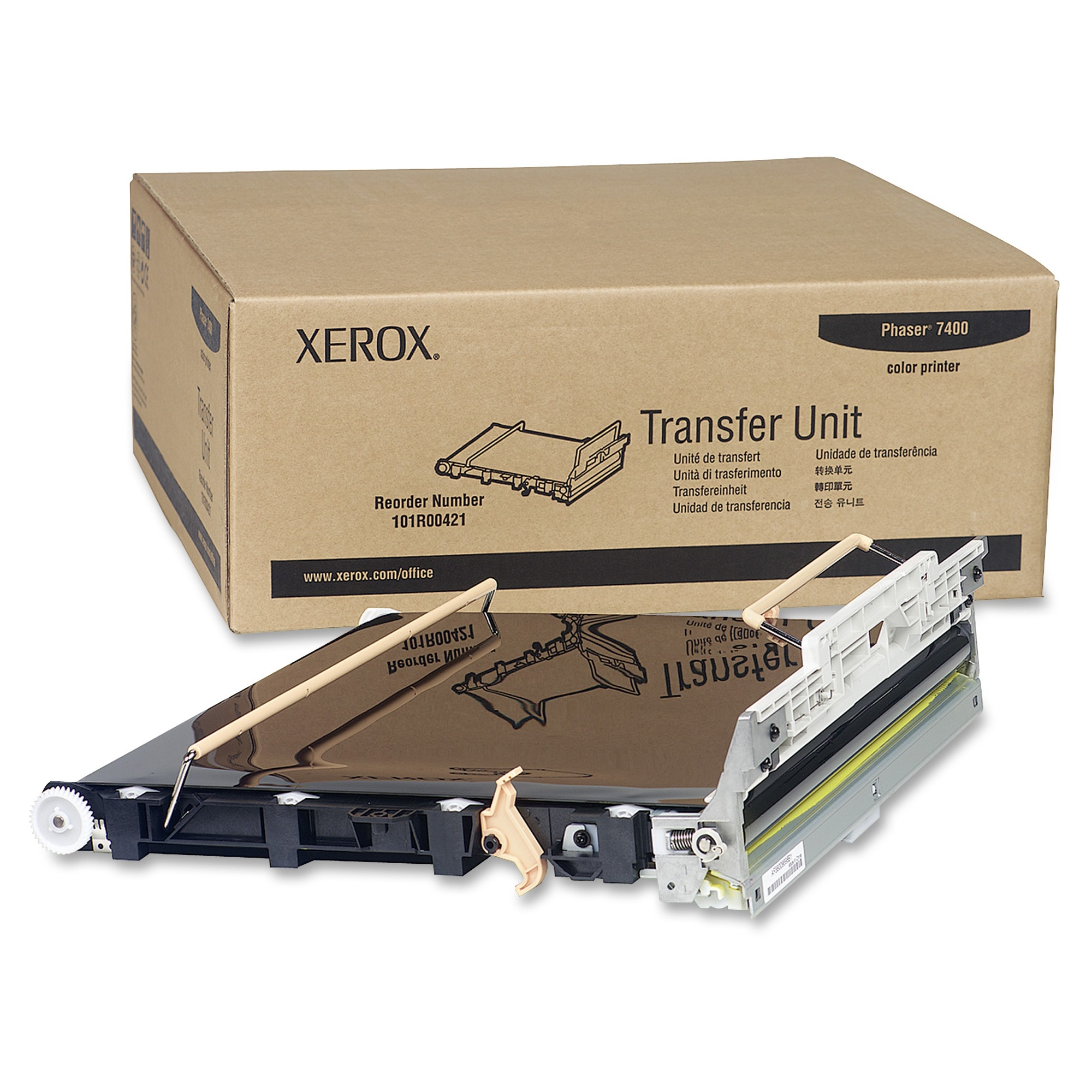 Transfer Roll For Phaser 7400 Series Printers - 100000 Page - LED