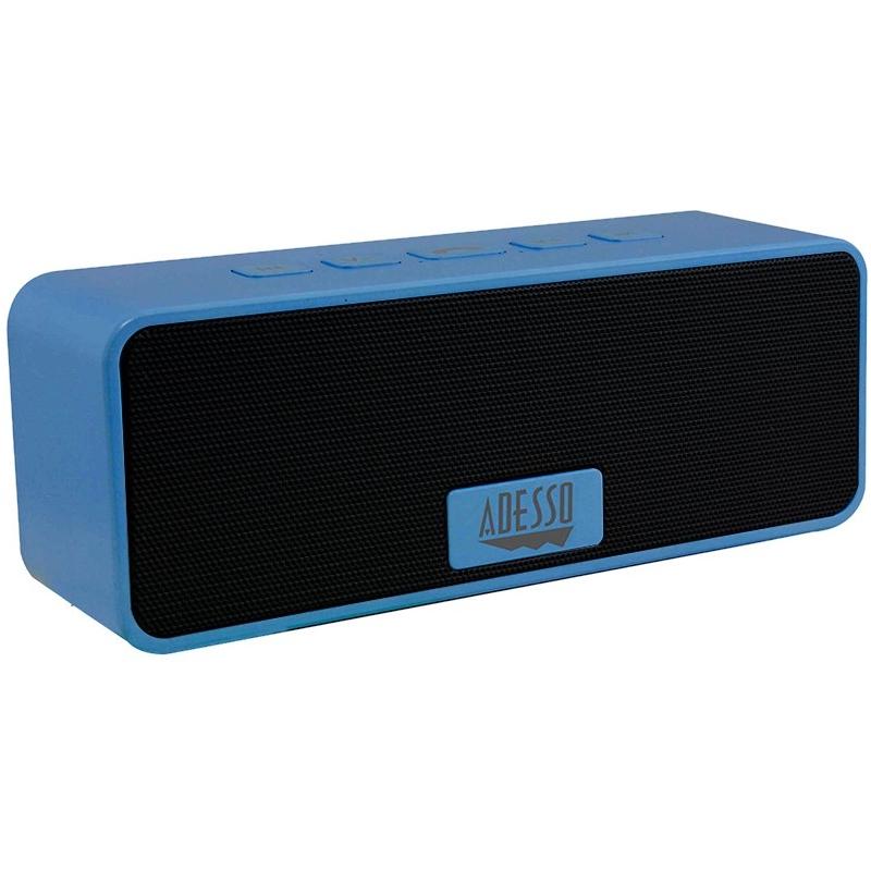 Speaker System - Wireless Speaker(s) - Blue - 80 Hz - 20 kHz - 32.8 ft - Bluetooth - USB - iPod Supported