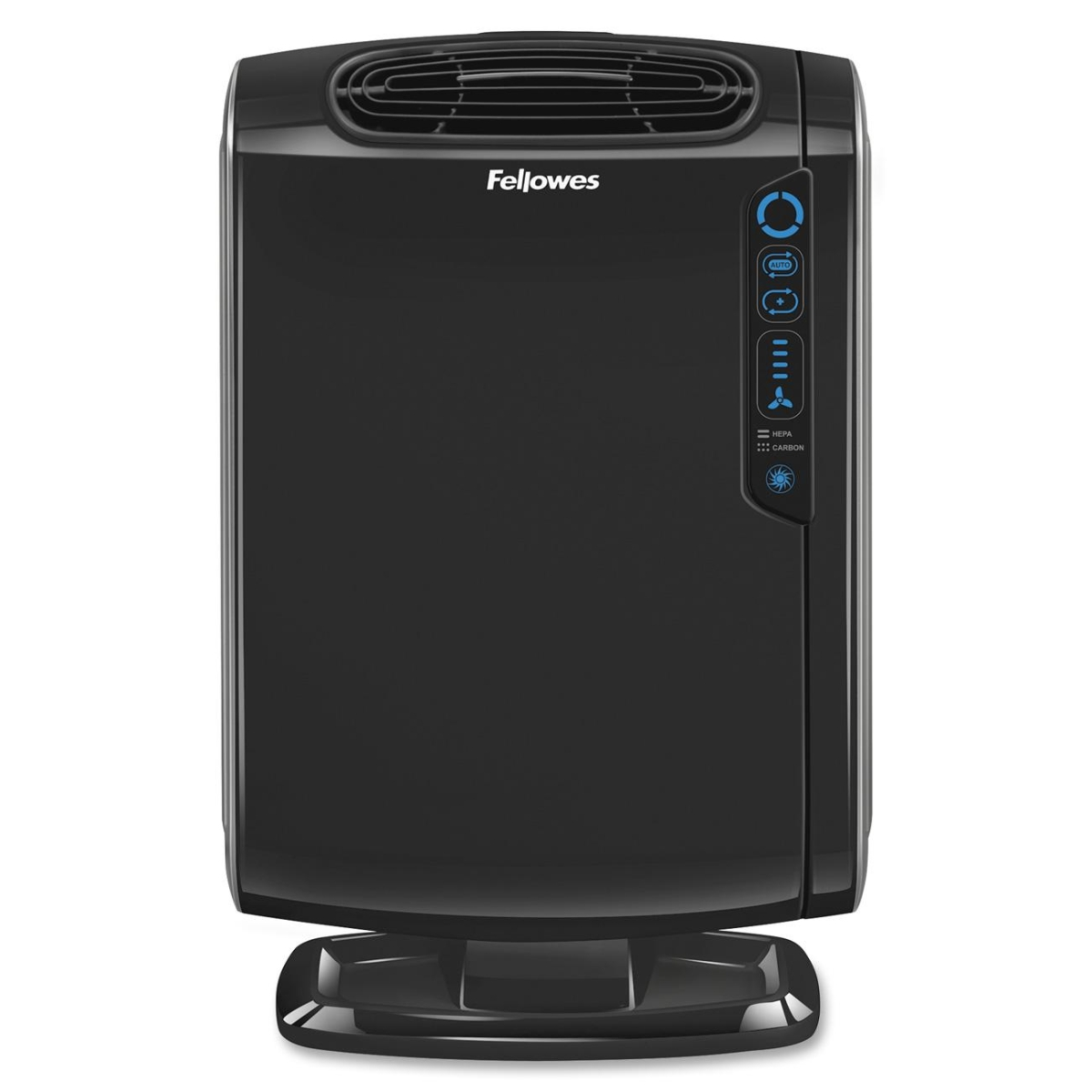 AeraMax Air Purifier with Sensor - True HEPA Activated Carbon - 190 Sq. ft. - Black