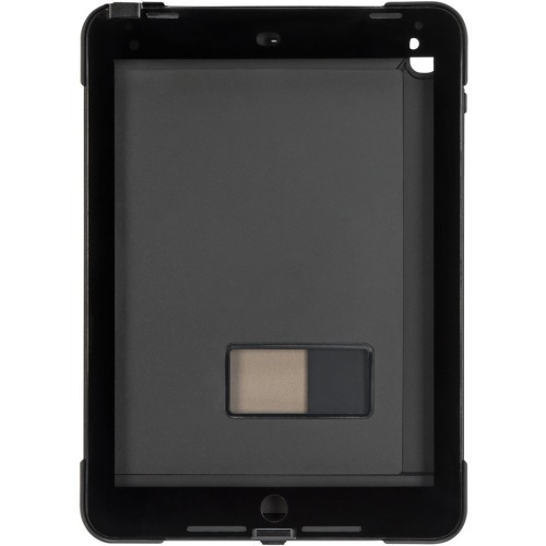SafePORT Rugged - Protective case for tablet - rugged - polycarbonate thermoplastic polyurethane (TPU) - black - 9.7 inch - for Apple 9.7-inch iPad (6th generation)  9.7-inch iPad Pro iPad Air 2