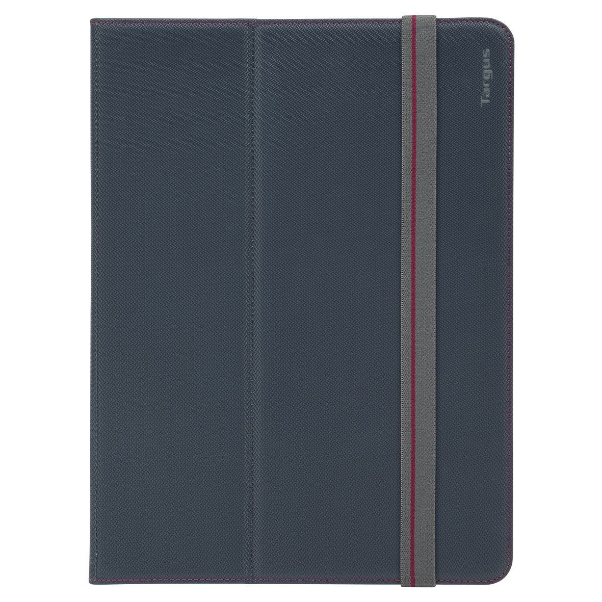 Fit-N-Grip Universal - Flip cover for tablet / eBook reader - gray - 10 inch
