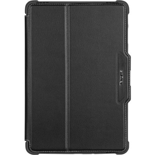 VersaVu - Flip cover for tablet - rugged - polyurethane - black - 10.5 inch - for Samsung Galaxy Tab S4 (10.5 in)