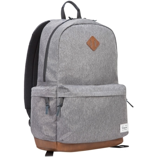 Strata - Notebook carrying backpack - 15.6 inch - gray