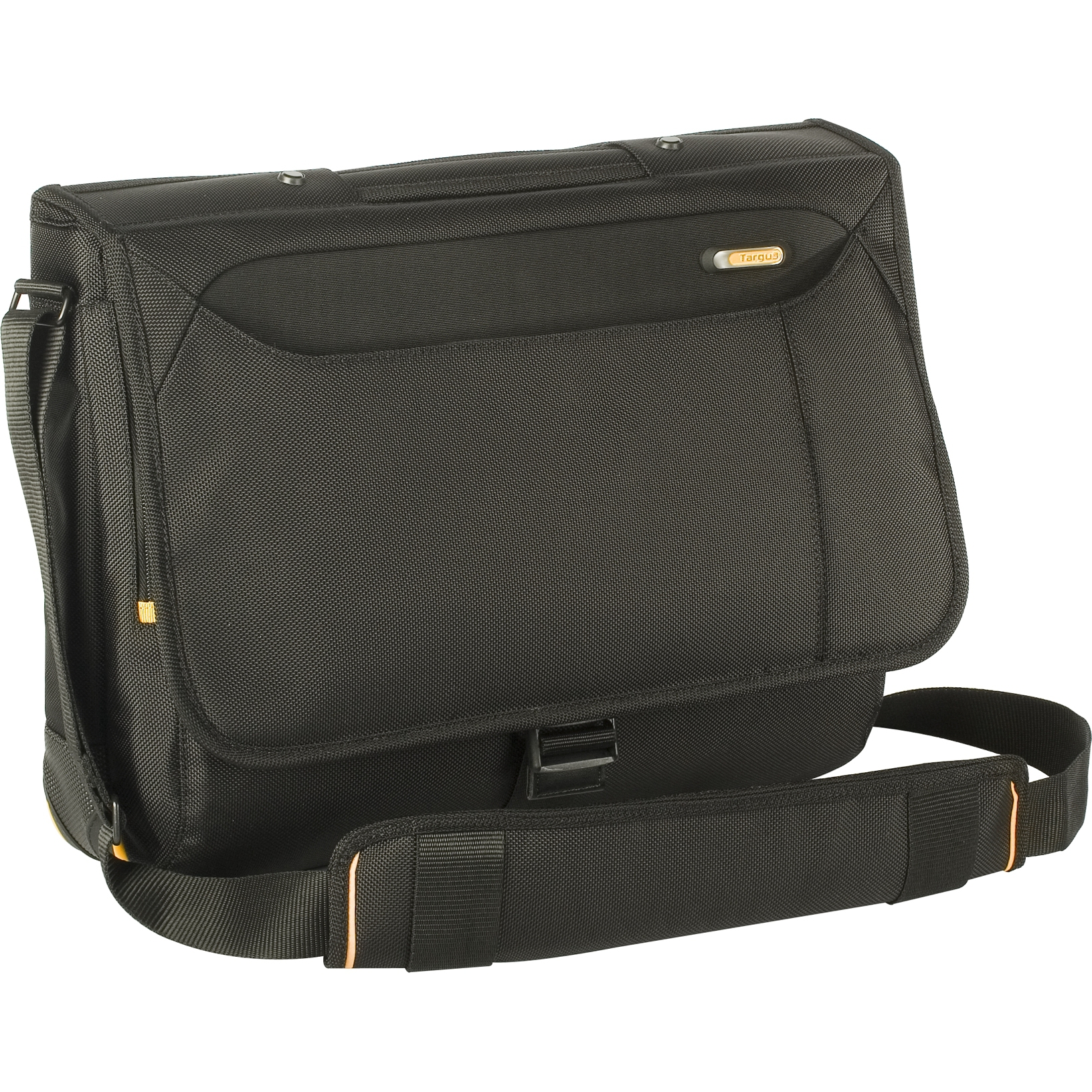 Meridian Messenger Case - Notebook carrying case - 15.6 inch - black