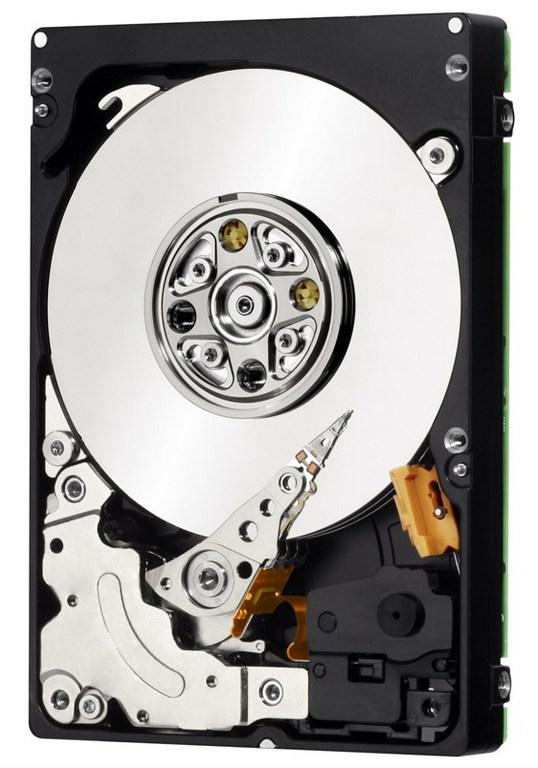 Hard drive - 2 TB - internal - 3.5 inch - SATA 6Gb/s - 7200 rpm - buffer: 64 MB