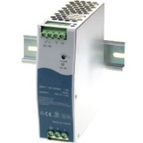 Networks 48 VDC Industrial Power Supply - 110 V AC 220 V AC Input Voltage - DIN Rail