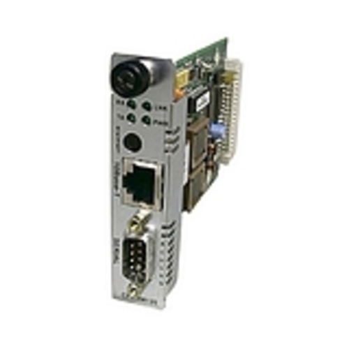 SINGLE SLOT PRIMARY MANAGEMENT MODULE FOR POINT SYSTEM CHASSIS