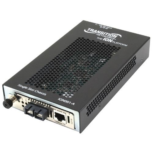 Networks ION001-A 1 Slot Media Converter Chassis