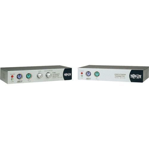 Lite Cat5e KVM Console Extender Kit - 328.08 ft Range - 2 x Network (RJ-45) - 2 x PS/2 Port - 2 x VGA
